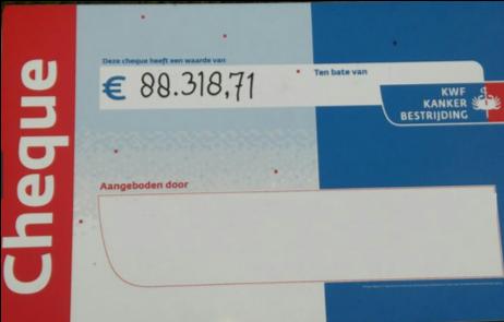 Cheque 2018